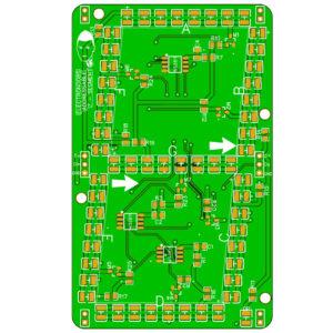 Addressable 7-SEG Display – SMD PCB V2.0