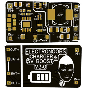 LiPo Charger Protection & Boost V3.0